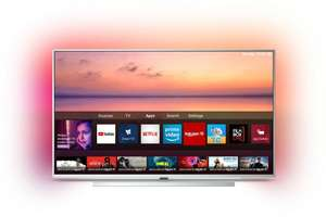 Philips 6800 series 43PUS6804/12 tv 109,2 cm (43'') 4K Ultra HD Smart TV Wi-Fi Zilver