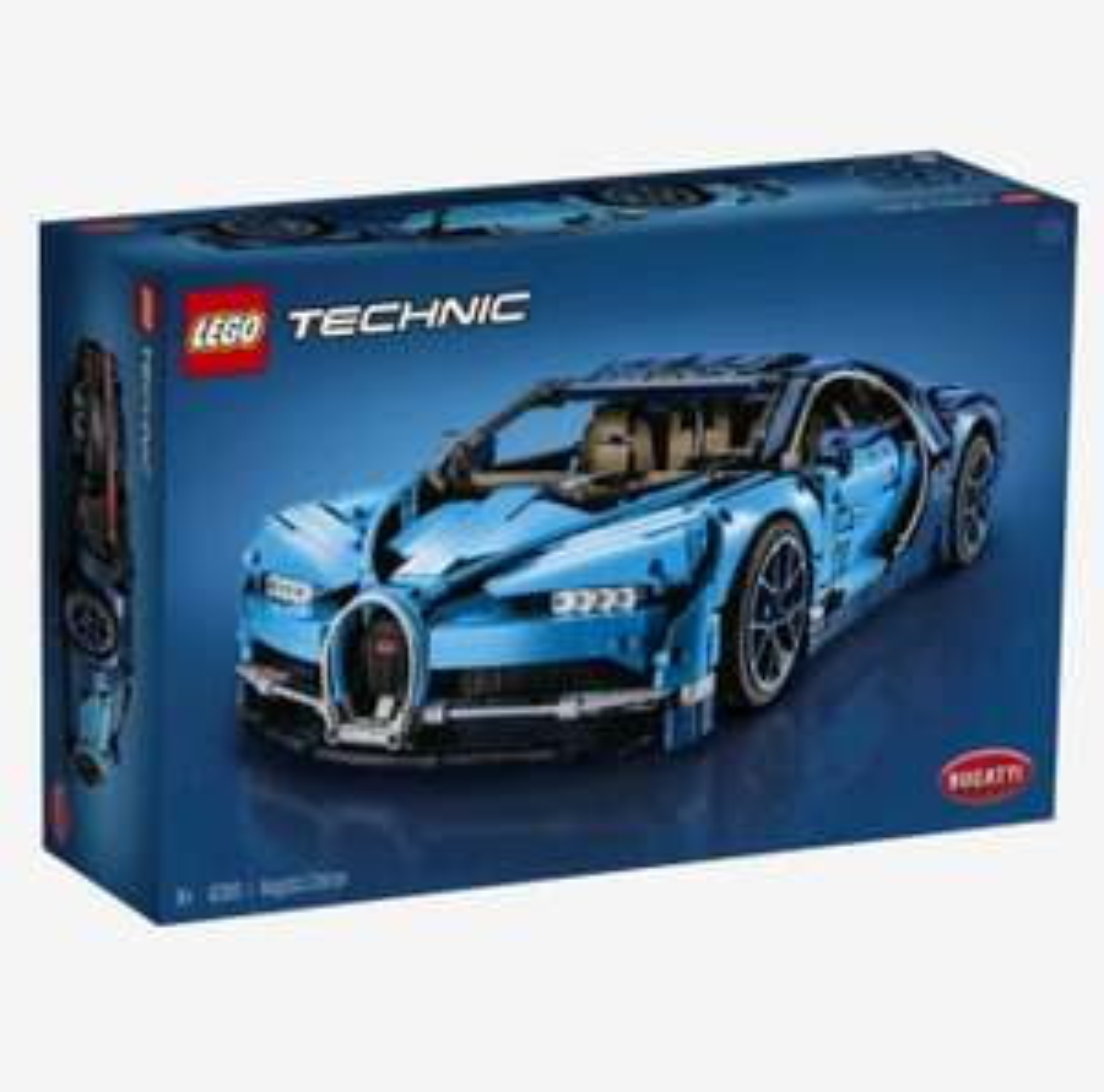 [Dagdeal] Lego Technic tot 35% korting o.a. Bugatti Chiron