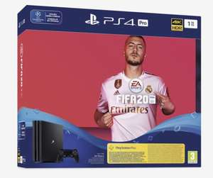 Black Friday deal PS4 Pro 1TB + FIFA20 + 14 dagen PlayStation Plus @Bol.com