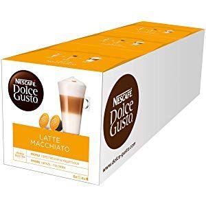 Nescafé Dolce Gusto 3x16 capsules