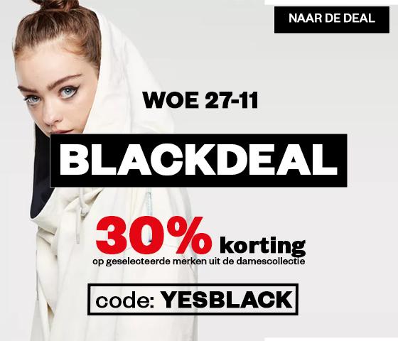 Pre Black Deal: 30% EXTRA op dameskleding @ Maison Lab