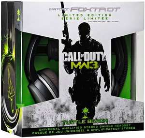 Turtle Beach Ear Force PX21 Foxtrot Call of Duty: Modern Warfare 3 voor €34,40 @ Plasma-discounter