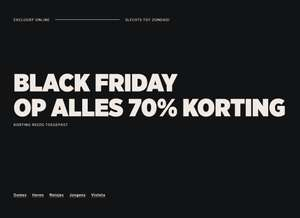 Cyber Monday: 70% korting op ALLES @ Mango-Outlet.nl
