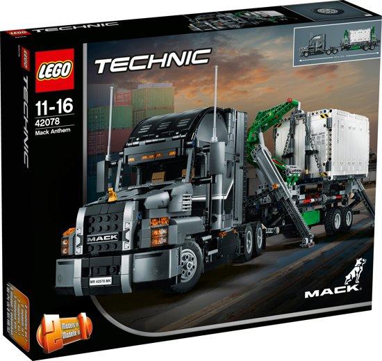 bol.com Lego Technic Mack Anthem (42078)