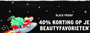 Black Friday: 40% korting @ The Body Shop