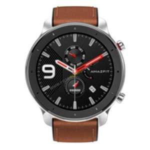 Amazfit GTR Smartwatch 47mm (Stainless steel & Aluminium alloy)