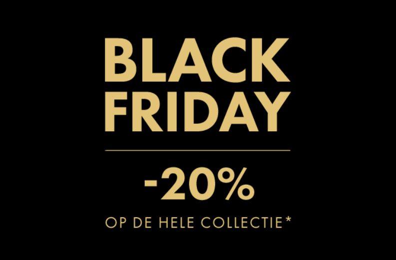 Cyber Monday: 20% korting + €10 extra (va €50) @ We Fashion
