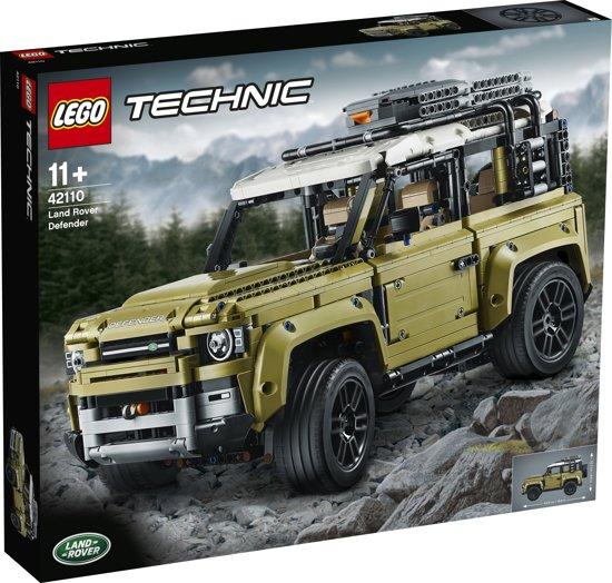 LEGO Technic Land Rover Defender (laagste prijs ooit!) @bol.com