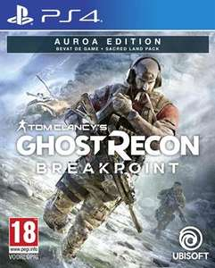 Black Friday Ghost Recon Breakpoint Aurora Edition