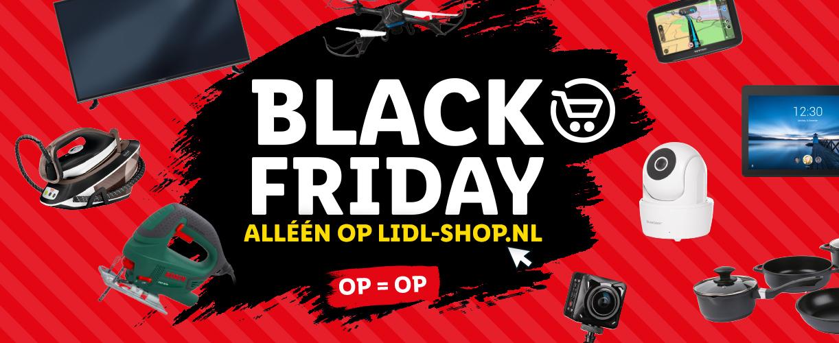 Lidl Black Friday Aanbiedingen: Tot 70% korting!