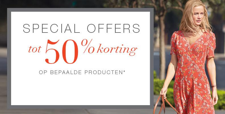 Sale met kortingen tot 50% @ M&S