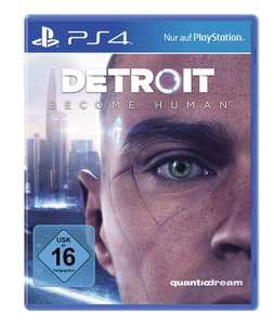 Detroit: Become Human (PS4) @ Amazon.de