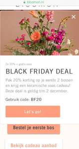 #blackfriday bloomon