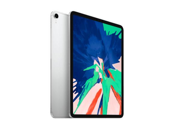 APPLE iPad Pro 11-inch (2018) WiFi 256GB - Zilver