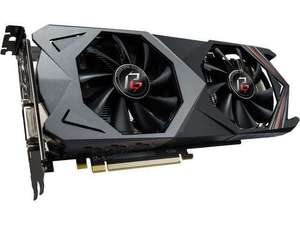ASRock RX590 Phantom gaming X Radeon 8GB OC + gratis game.
