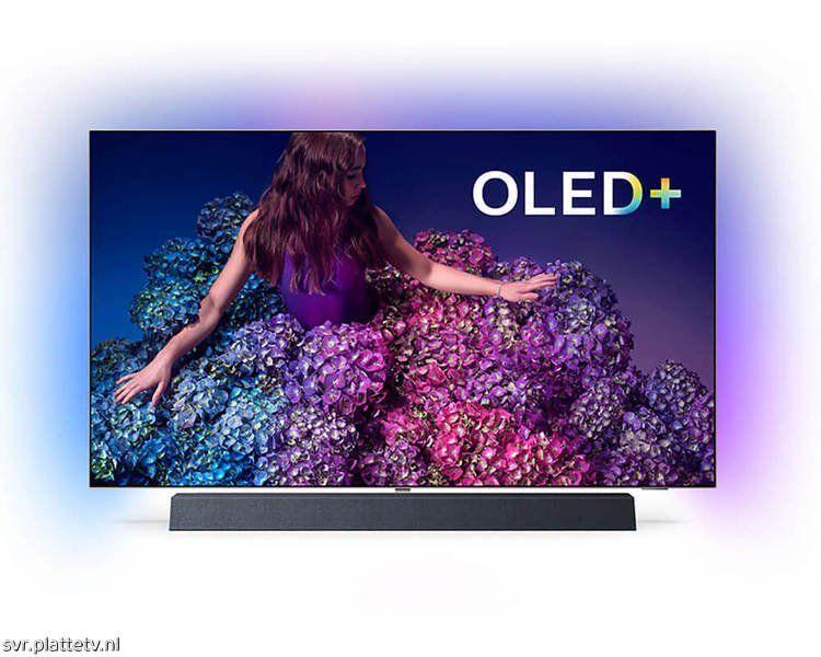 "Philips 65OLED934/12 tv 65"" 4K Ultra HD Smart TV Wi-Fi Zwart"