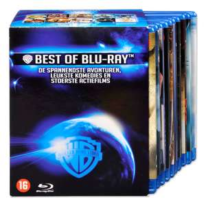 Best Of Blu-ray box (10 films) voor € 24,99 @ Blokker