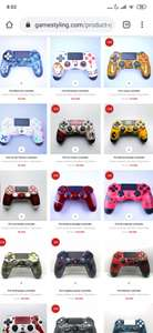 Hydro-dipped en custom xbox/Ps4 controller sale