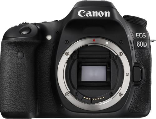 Canon EOS 80D Body (1 beschikbaar) @Coolblue
