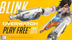 Overwatch gratis week [PS+ / Xbox gold live / PC]