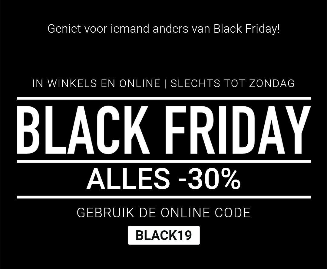[Black Friday] 30% korting op bijna alles bij Mango