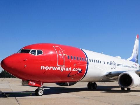 Norwegian Air: 30% korting op alle vluchten