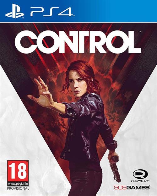 Control (PS4/XB1) @ YGZ