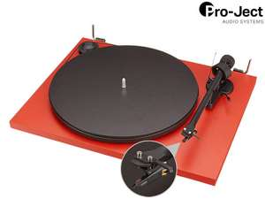 Pro-Ject Platenspeler + Ortofon Element/Naald