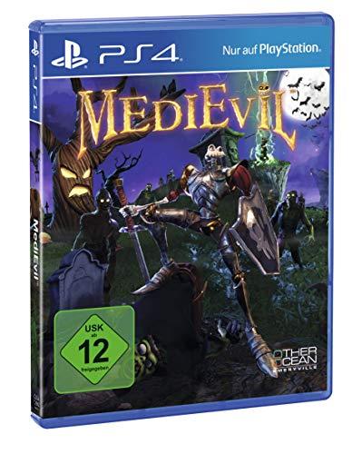 Medievil (PS4) @ Amazon.de