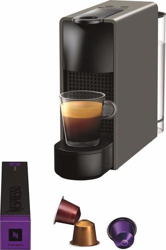Krups Essenza mini met 70 euro koffie tegoed.