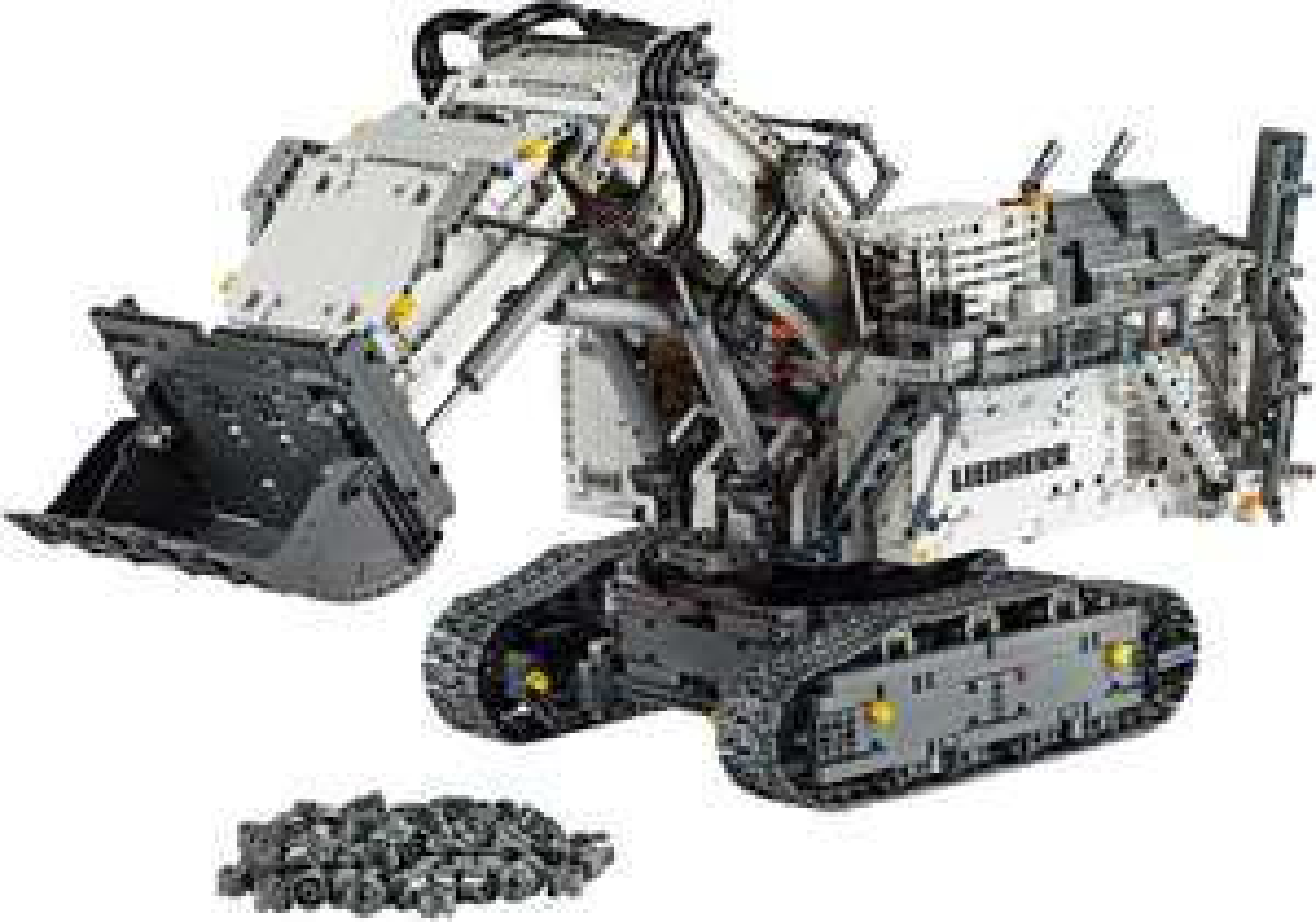 Black Friday LEGO Deal: Goedkoopste LEGO Liebherr R 9800 Graafmachine tot nu toe - 42100