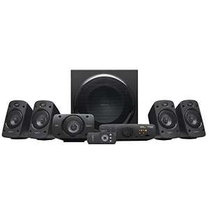 Logitech Z906 5.1 Surround Sound Speaker system @ Amazon.de Black Friday Deal