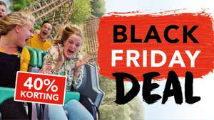Black Friday Walibi Aanbieding