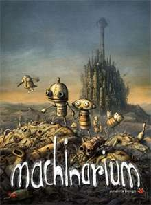 Playstore: Machinarium