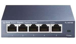 TP-Link TL-SG105 Gigabit Switch