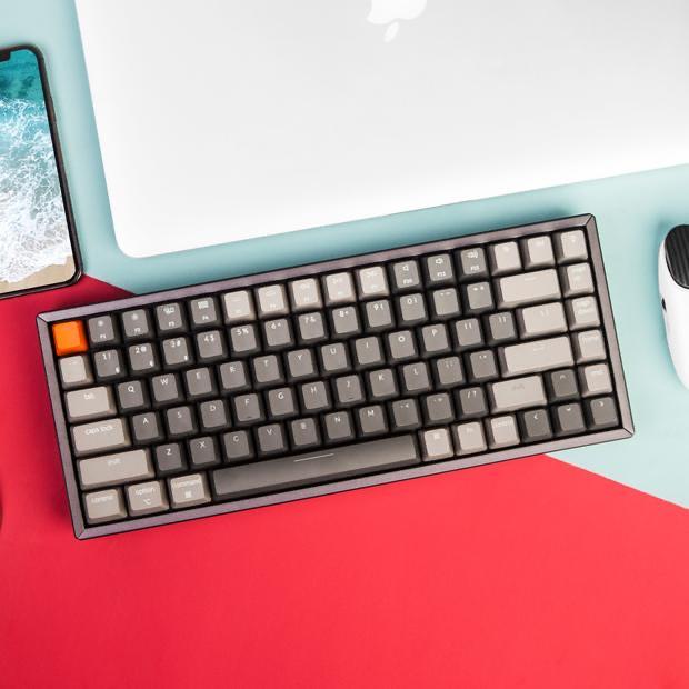 20% korting op Keychron mechanische toetsenborden