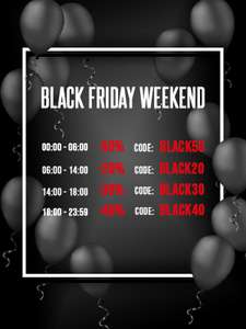 Black Weekend: 20-50% EXTRA korting @ Maison Lab