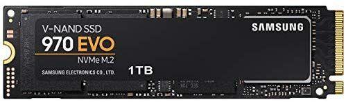Samsung 970 EVO 1 TB NVMe M.2 Interne SSD
