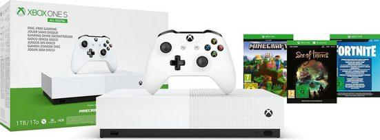 [Grensdeal] Xbox One S + 3 Games @Otto.de