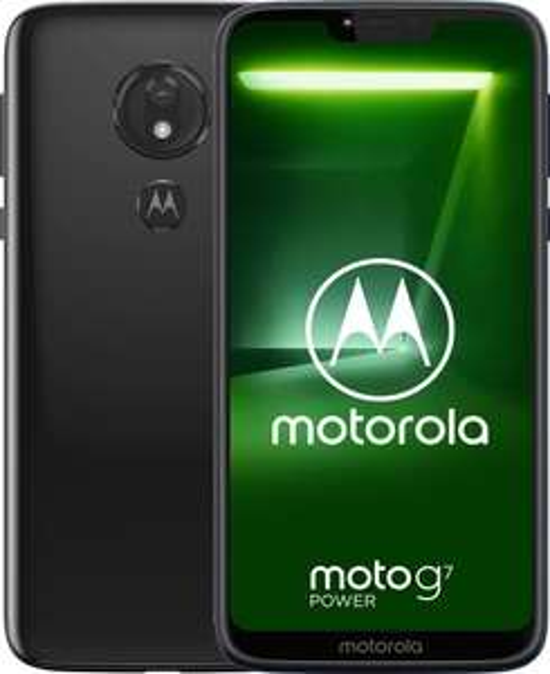 Motorola Moto G7 Power - zwart @bol.com