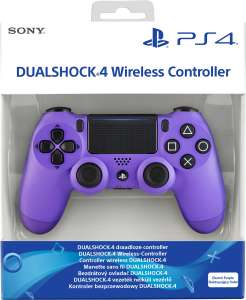 Sony Wireless Dualshock PS4 Controller V2 donkerpaars of rozegoudkleur @ OTTO.nl