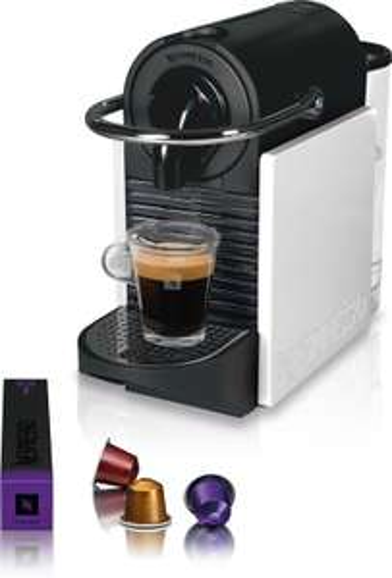 60 euro nespresso magimix + 70 euro koffiekorting cadeau