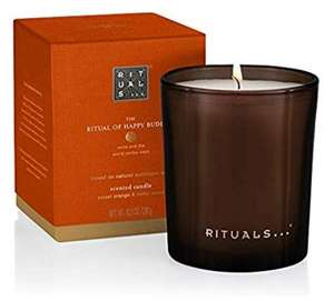 Rituals Happy Buddha geurkaars met 35% korting @Amazon.de
