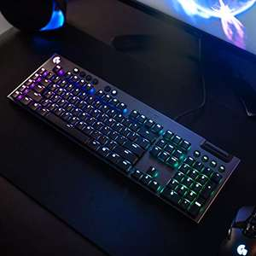 Logitech G815 Lightssync RGB Mechanisch gaming-toetsenbord (Amazon.de)