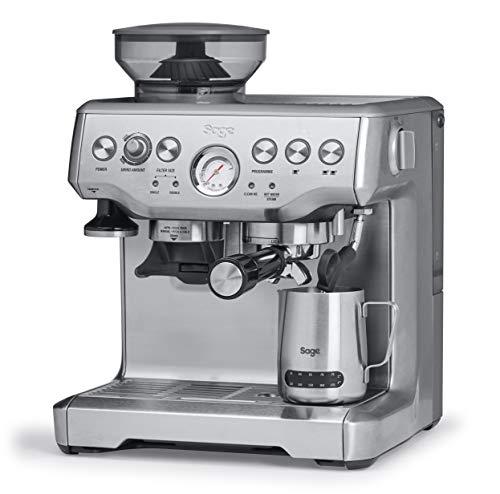 Sage - The Barista Express SES875 Espressomachine, 18/8, geborsteld roestvrij staal. Amazon.de