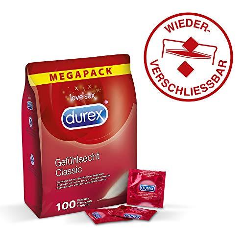Dagdeal! Grootverpakking Durex condooms 100 stuks