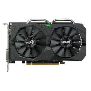 Asus ROG-STRIX-RX560-O4G-GAMING @ informatique