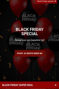 BLACK FRIDAY SPECIAL START JE GRATIS WEEK NU (PORNHUB)
