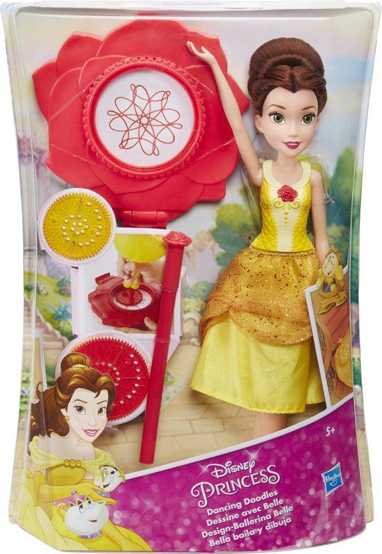 Disney Princess Belle dans en doedel modepop