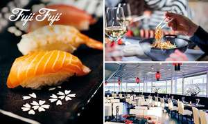 [LOKAAL] Social Deal Fuji Sushi ALL YOU CAN EAT LUNCH in Rotterdam Capelle a/d IJssel
